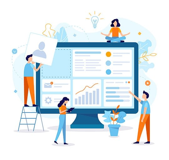 Helping Build Your Website